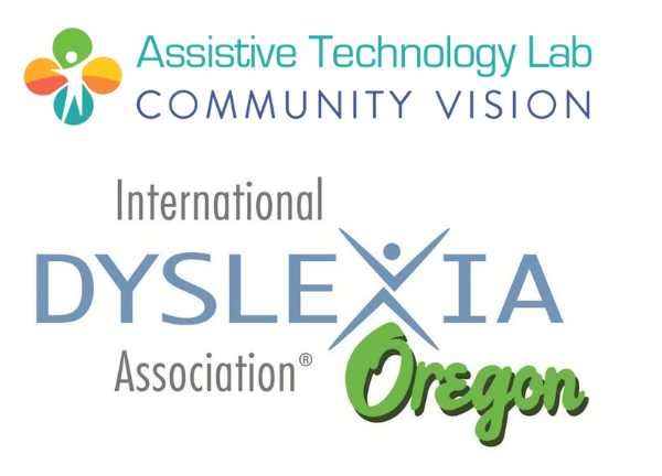 AT LAB & International Dyslexia Association Logos