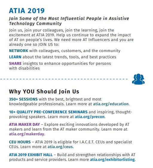 ATiA 2019 Info