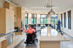 Community Vision's Accessible Kitchen